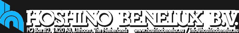 Hoshino Benelux B.V.