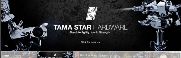 Tama Star Hardware