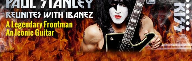 Ibanez and Paul Stanley Reunite