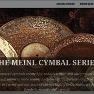 The MEINL Cymbal Series