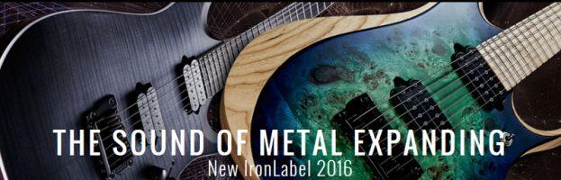 New Iron Label 2016