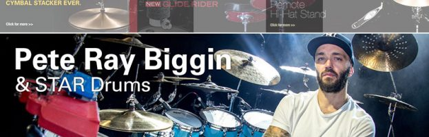Pete Ray Biggin STAR Bubinga