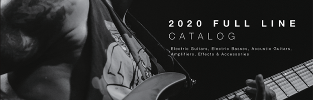 2020 Ibanez Full Line Catalog