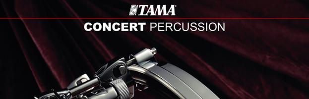 Tama Concert/Percussion 2020