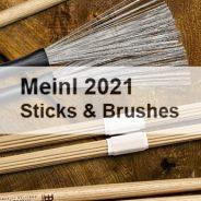 Meinl Sticks & Brushes 2021